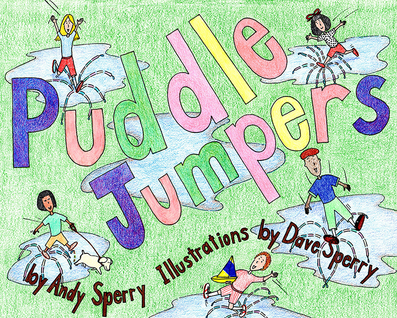 New Puddle Jumpers Kindle Book On Amazon